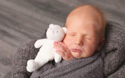 Bouncing Baby Boy Benjamin