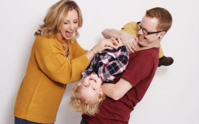 Family fun time!