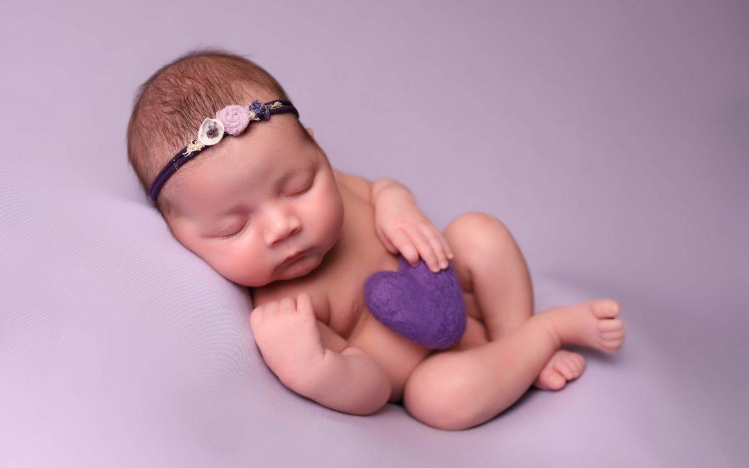 Meet little Melia