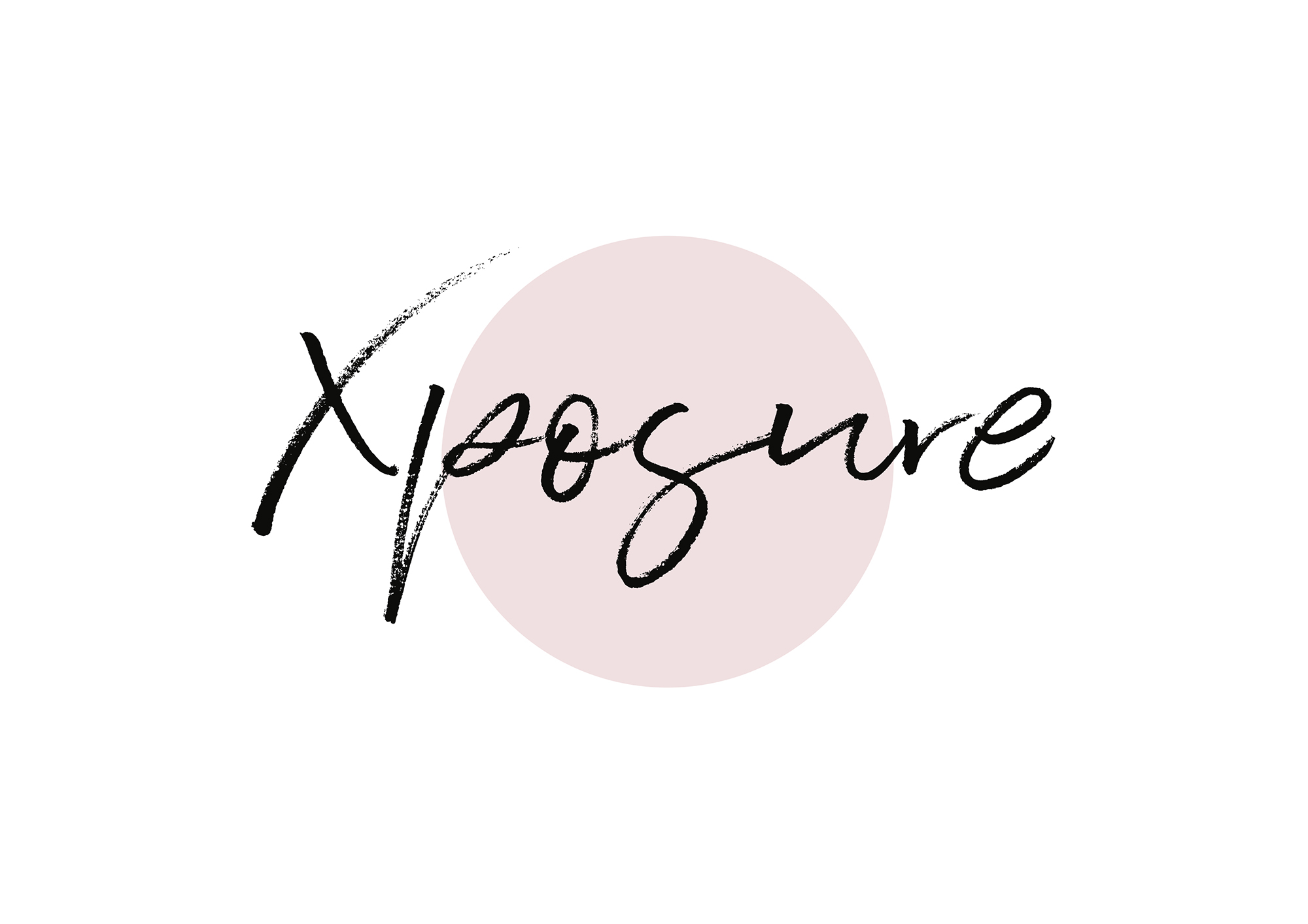 Xposure studios logo boudoir makeover photography studio liverpool city centre