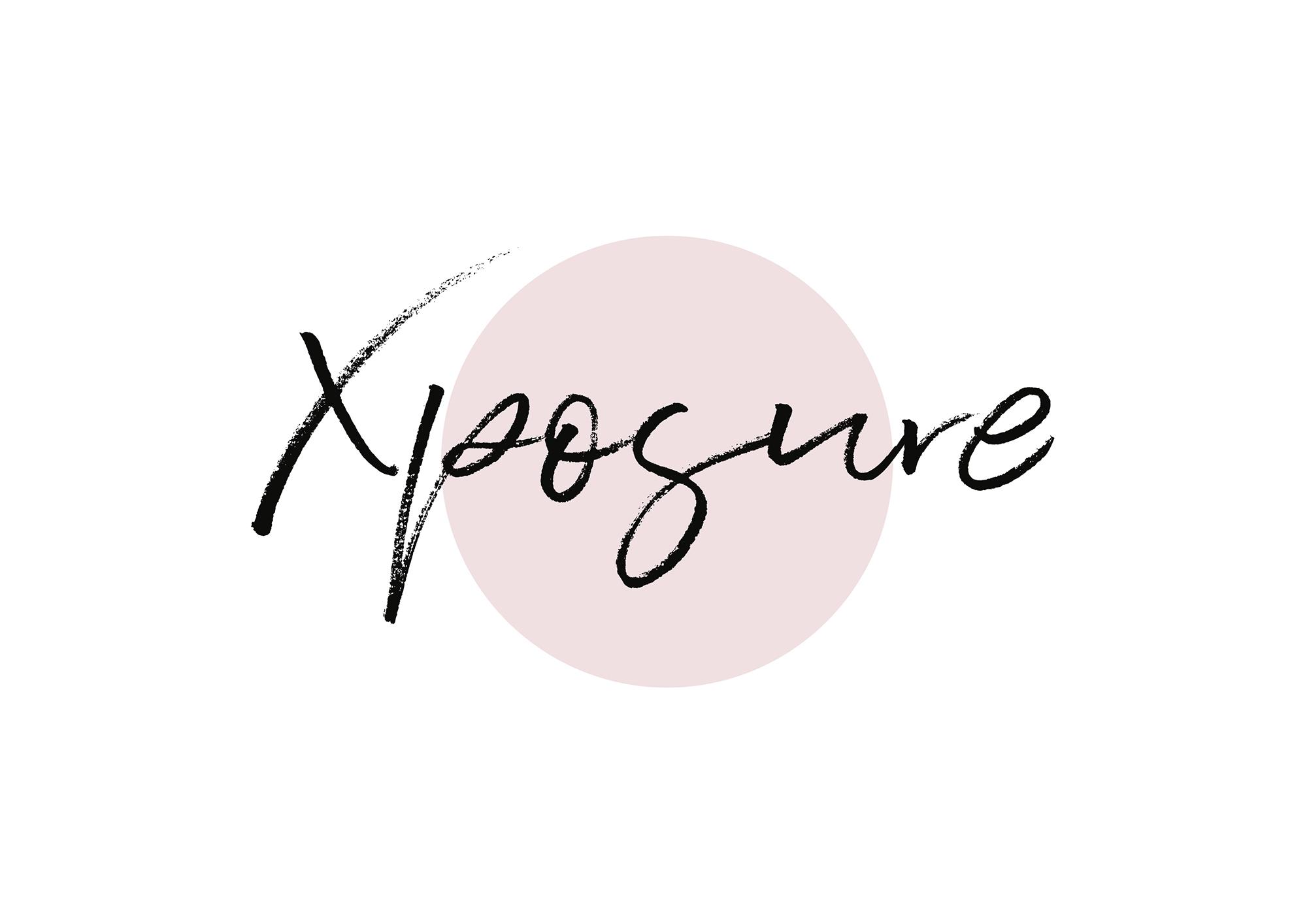Xposure studios logo boudoir makeover photography studio liverpool city centre