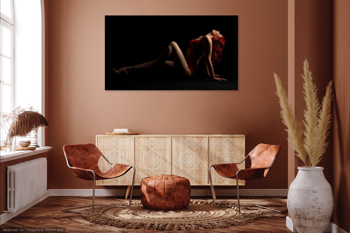 boudoir wall art bedroom